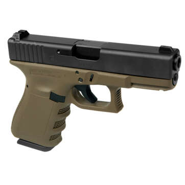 TWO TONE OD GREEN GLOCK GNS 10RD